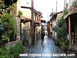 kakopetria village