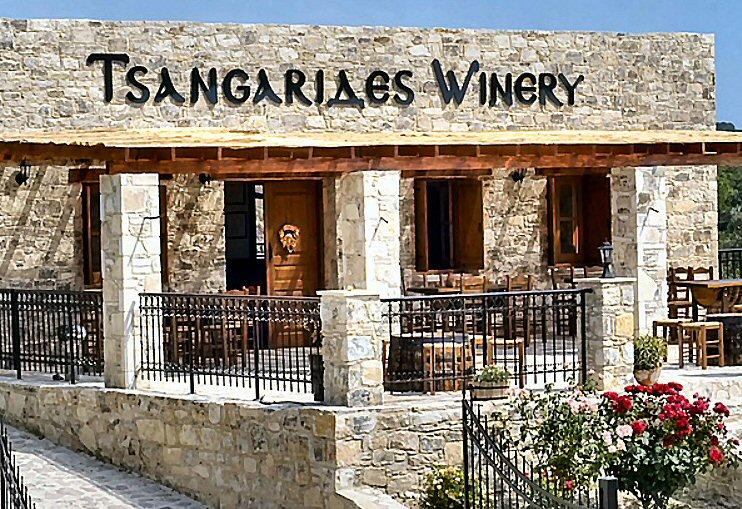 tsangarides winery