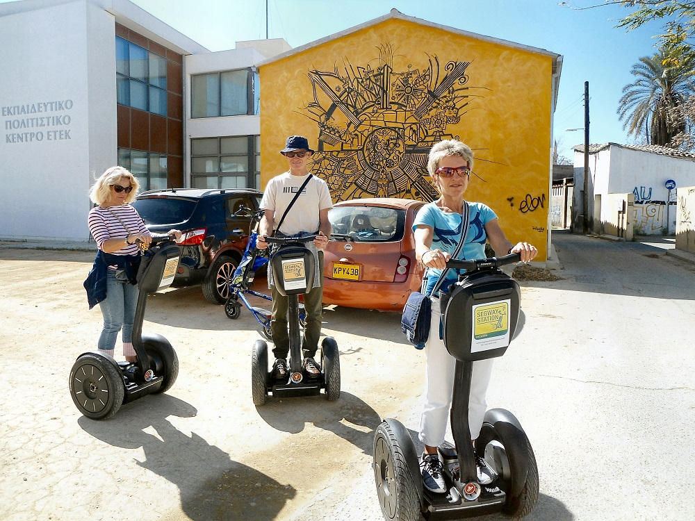things to do in cyprus nicosia segway