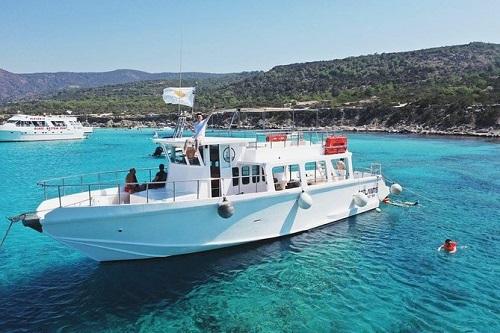 blue lagoon boat trip