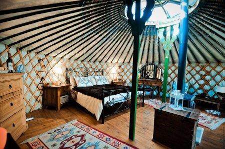 cyprus yurt holidays