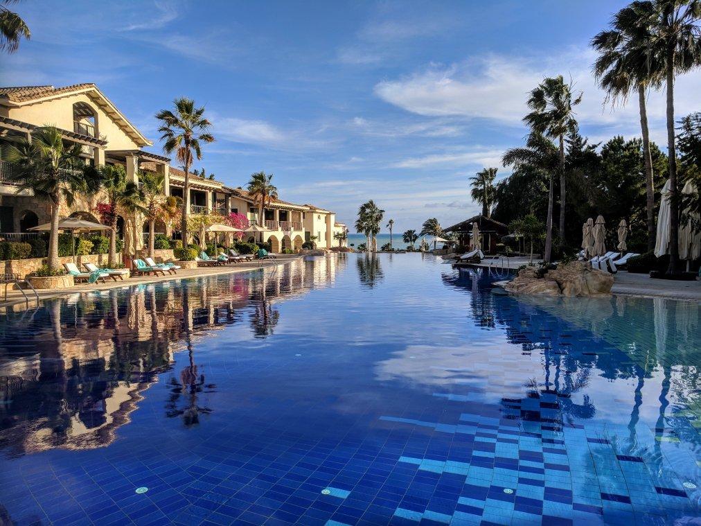 columbia resort