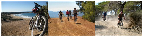 cycling holidays in cyprus