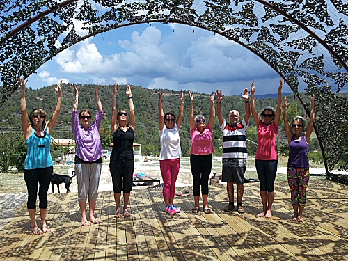 yoga workshop in polis cyprus