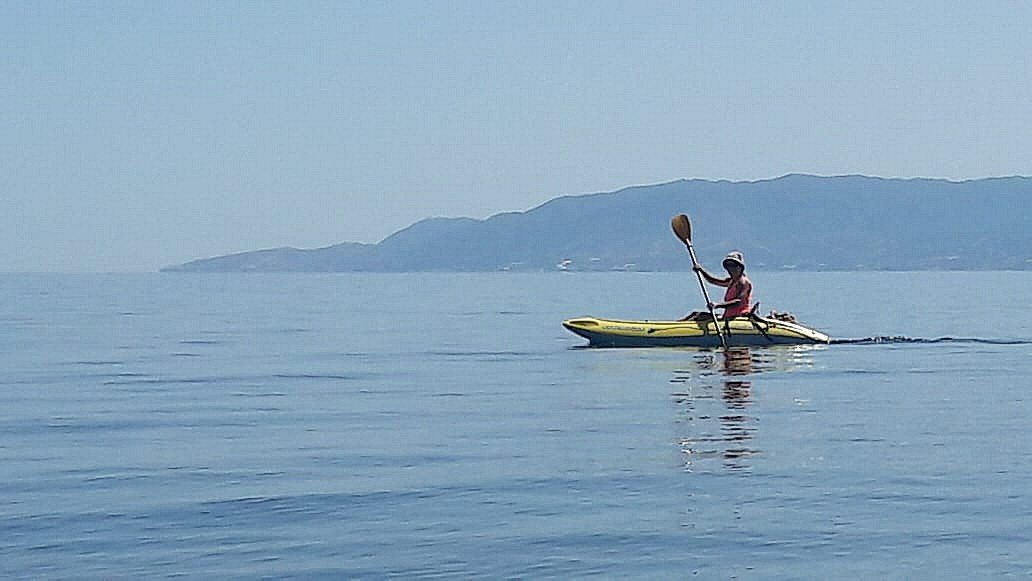kayak in cyprus