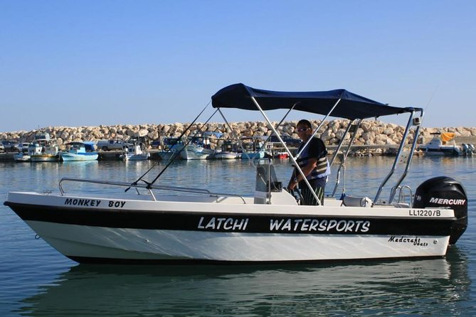 latchi boat hire