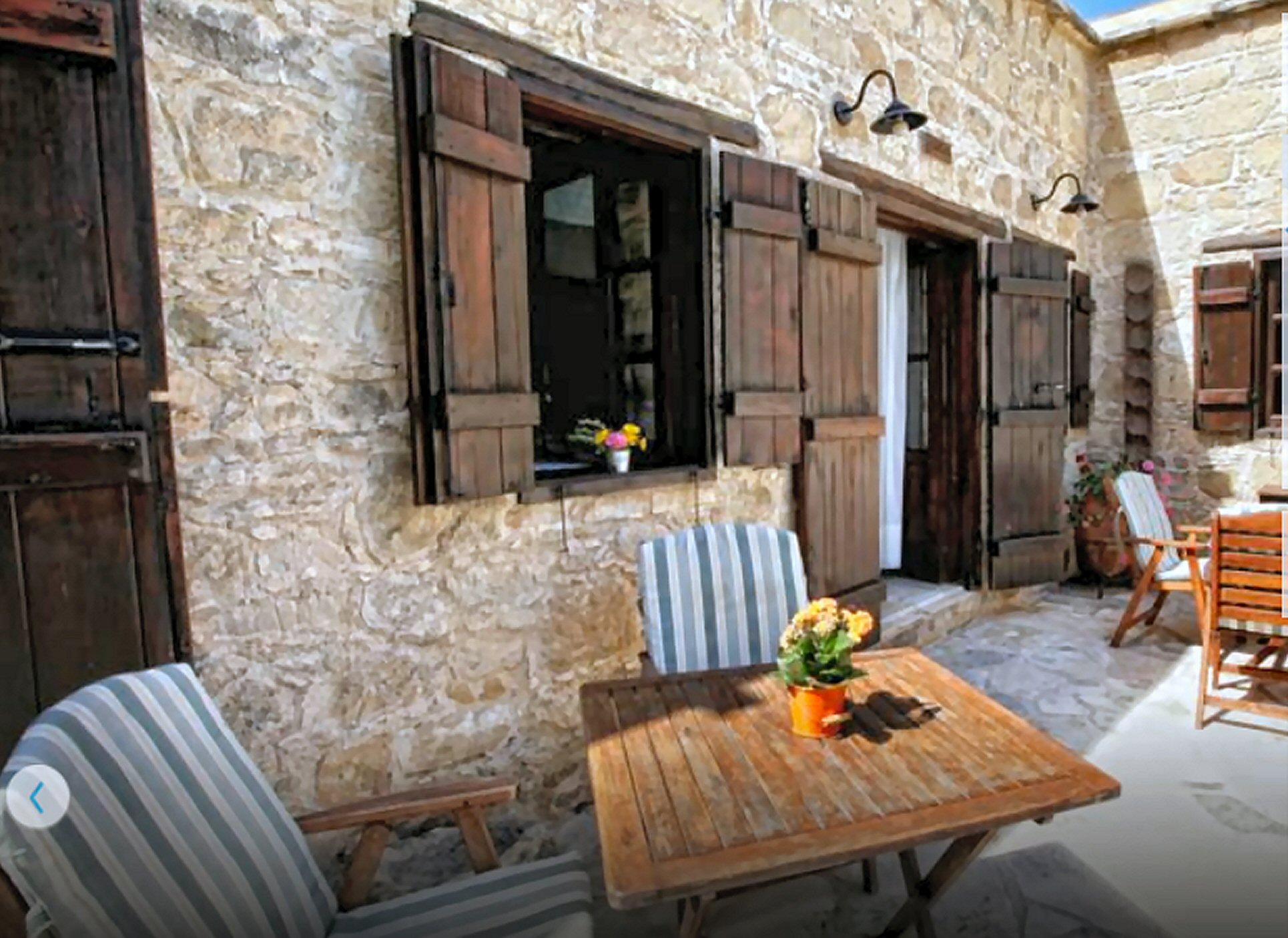 cyprus agrotourism Goudi village