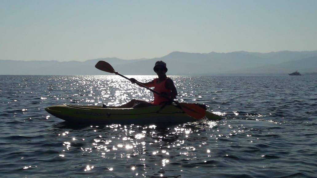 kayaking in cyprus