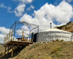 cyprus yurts