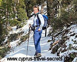 cyprus snow