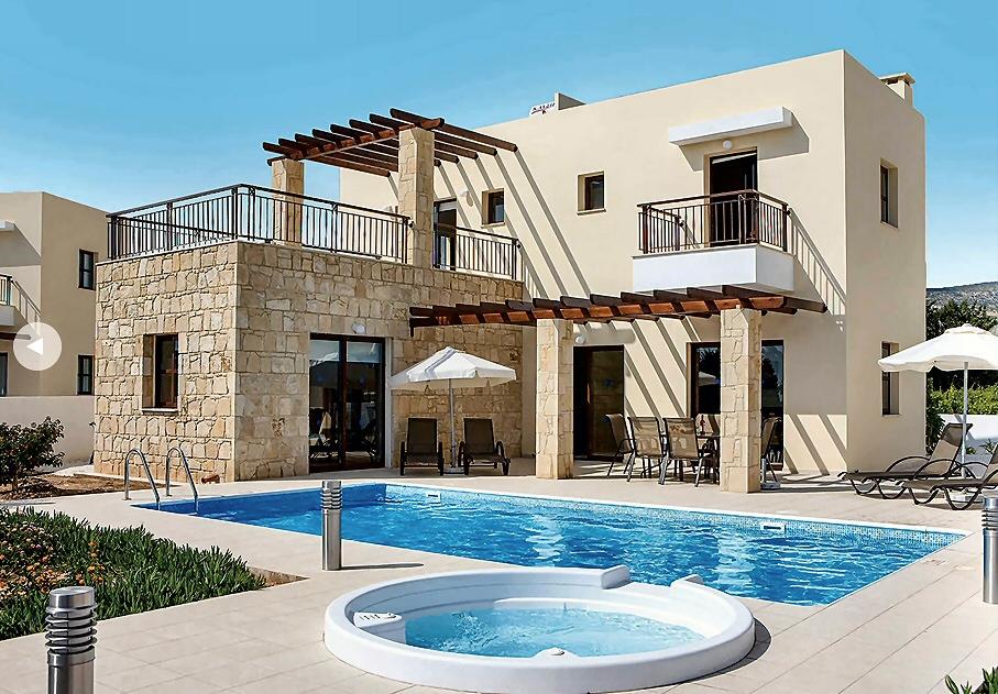 villa evanthis