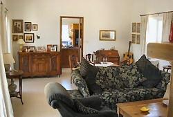 villa heddfan lounge