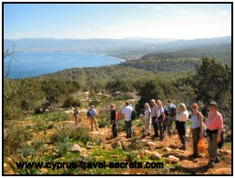 cyprus walks