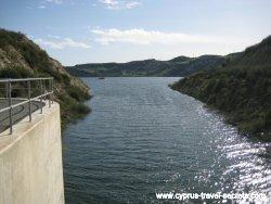 evretou dam overflows