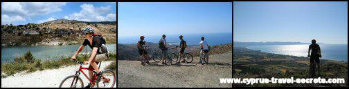 cyprus mountain biking