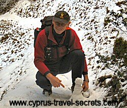 build a snowman in Cyprus