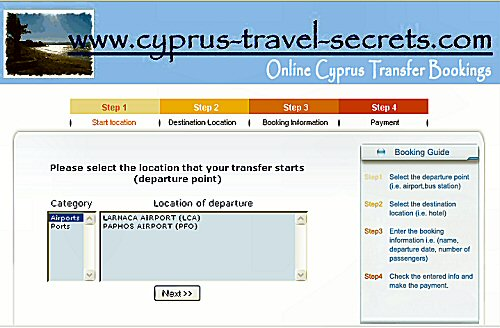 cyprus airport taxis