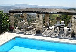 villa heddfan pool