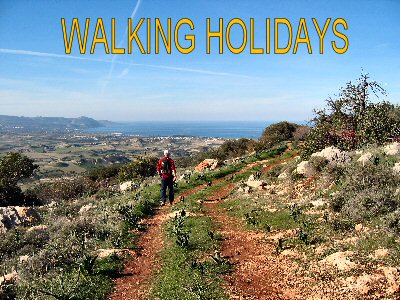 Walking Holidays in Cyprus