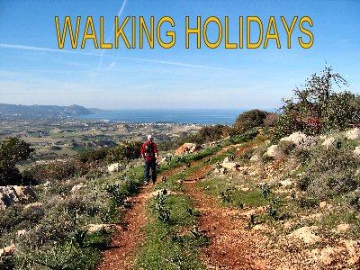 Walking Holidays in Cyprus