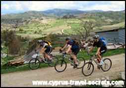 Mountain bike Cyprus