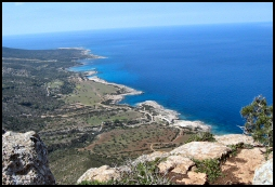 blue lagoons Cyprus
