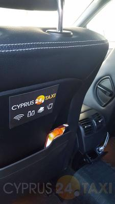 cheap rates for taxi in Cyprus