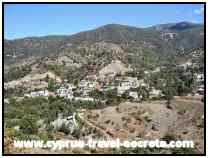 101 things to do - see Foini village Cyprus