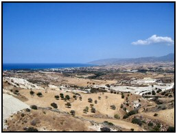 cyprus building plot great view