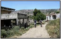 Istinjo - deserted village
