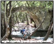 Kefalos bridge