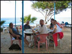 Mansoura tavern Cyprus