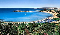 Picture of Nissi beach in Ayia Napa