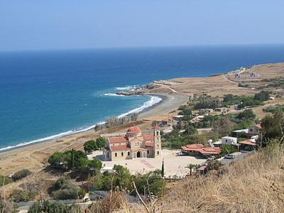 pachyammos beach Cyprus
