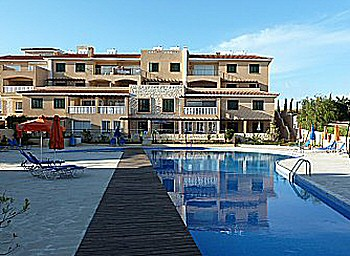 polis holiday apartment