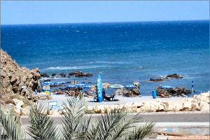 Relax beach Pomos
