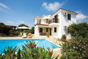 Roselia Villa in Argaka Cyprus