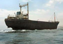 Ship My Car >> Shipwreck off the coast of Paphos