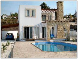 Villa Drouseros Cyprus