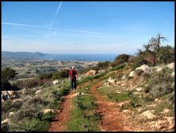 views of the akamas