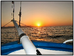 Sunset wedding cruise in Cyprus aboard the Koulla