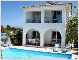 Lemon Grove villa in Polis Cyprus