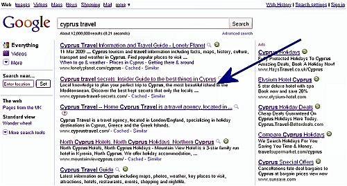 Google page rank 8