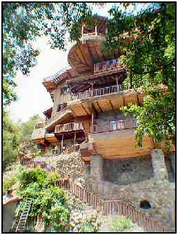 Mill Hotel in Kakopetria