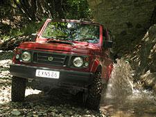 Jeep safari Cyprus