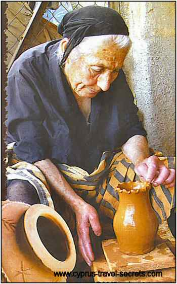 cyprus culture old crafts
