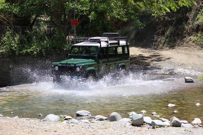 Jeep Safari adventure in Cyprus
