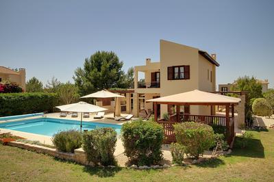 Private Aphrodite Hills Villa