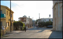 Friendly Cyprus village - Neo Chorio