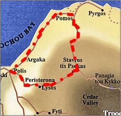 Cyprus scenic tours